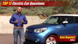Top 12 Electric Car Questions