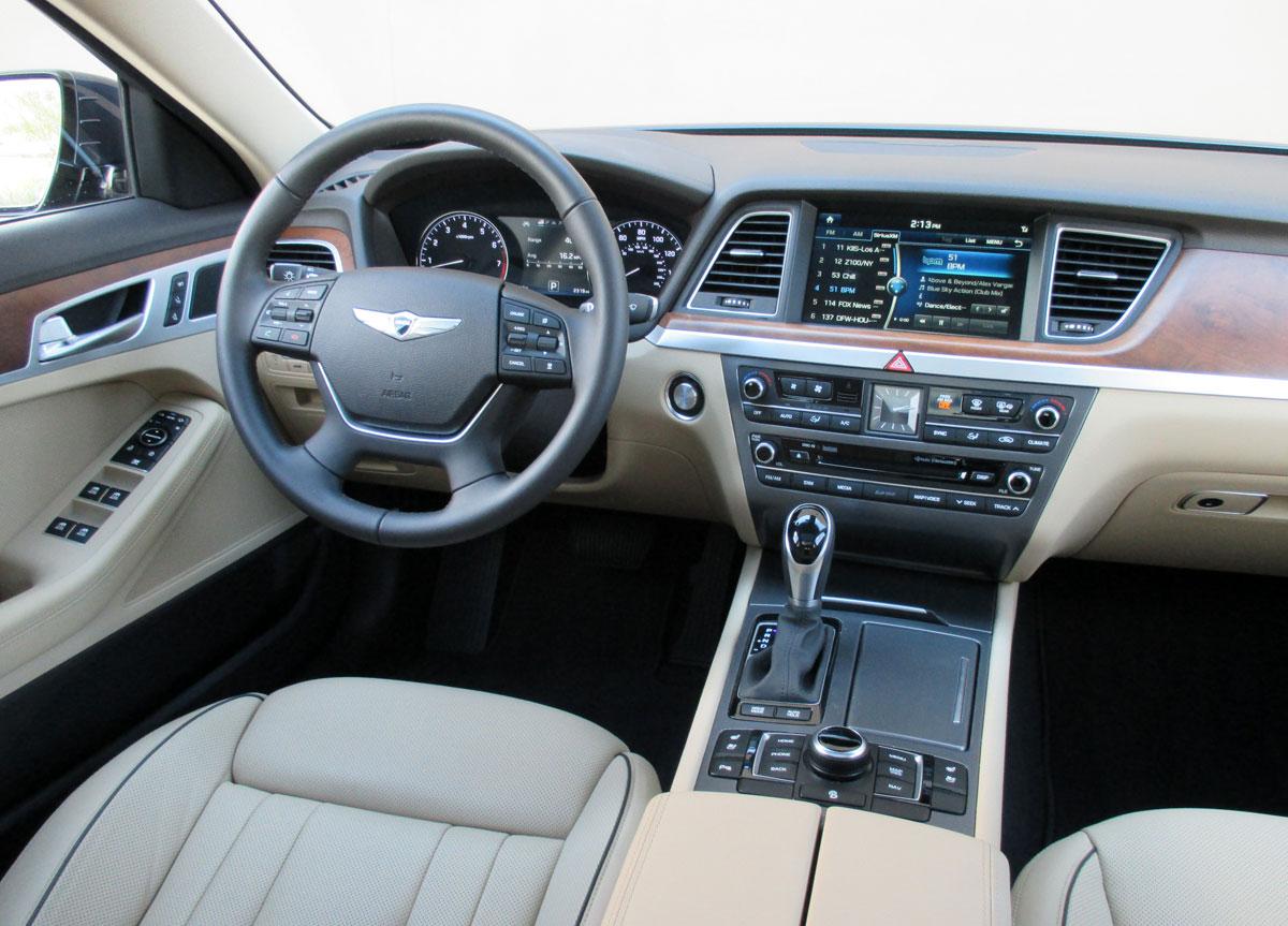 First Drive: 2015 Hyundai Genesis - TestDriven.TV