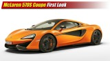 First Look: McLaren 570S Coupe