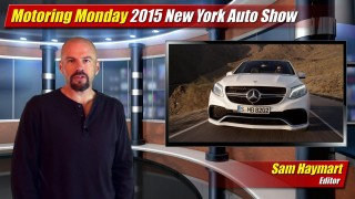 Motoring Monday: March 30, 2015 – New York Auto Show Preview