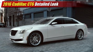 Detailed Look: 2016 Cadillac CT6