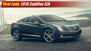 First Look: 2016 Cadillac ELR