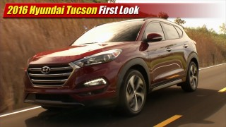 First Look: 2016 Hyundai Tucson