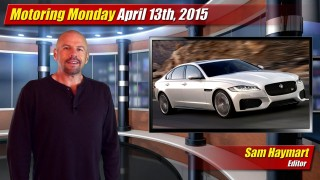 Motoring Monday: April 13th, 2015