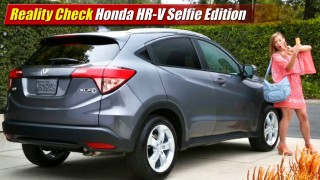 Reality Check: Honda HR-V Selfie Edition