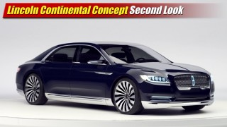 Second Look: Lincoln Continental Concept