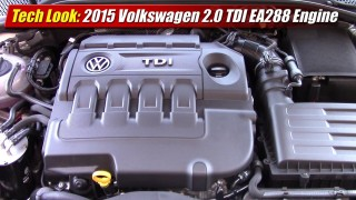 Tech Look: 2015 Volkswagen 2.0 TDI EA288 Engine