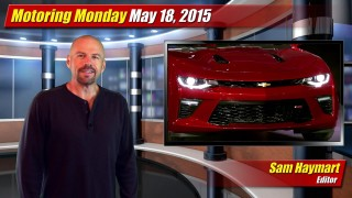 Motoring Monday: May 18, 2015
