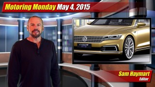 Motoring Monday: May 4, 2015