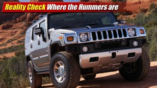 Reality Check: Where the Hummers are