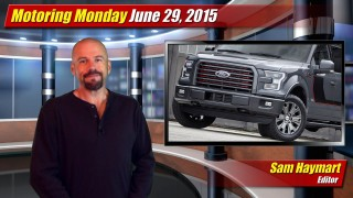 Motoring Monday: June 29, 2015