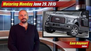 Motoring Monday: June 29, 2015
