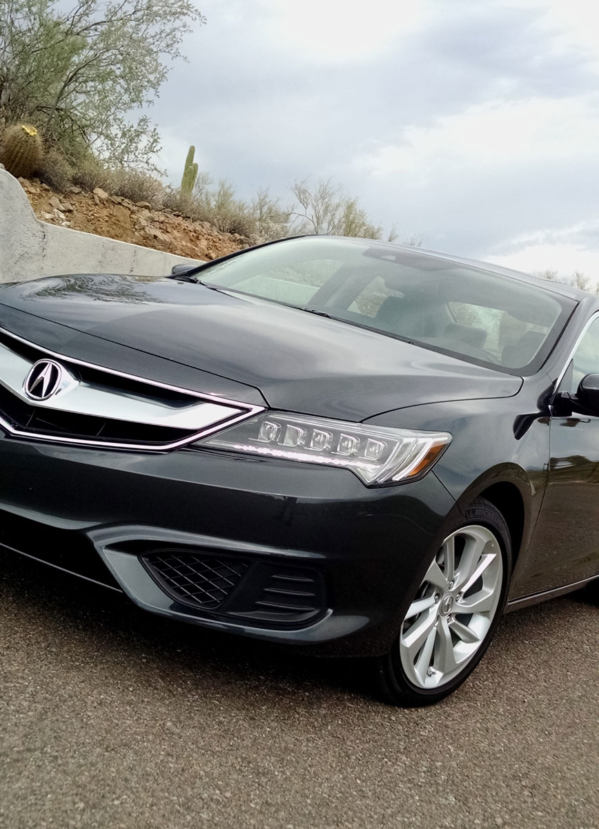 First Drive: 2016 Acura ILX - TestDriven.TV