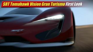 First Look: SRT Tomahawk Vision Gran Turismo