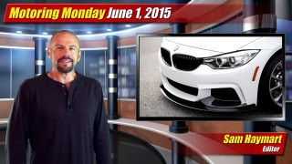 Motoring Monday: June 1, 2015