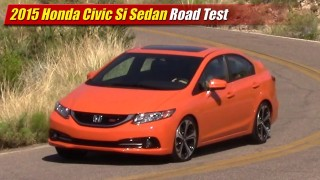 Road Test: 2015 Honda Civic Si Sedan