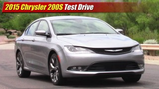 Test Drive: 2015 Chrysler 200S