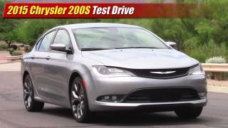 Test Drive: 2015 Chrysler 200S