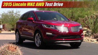 Test Drive: 2015 Lincoln MKC AWD