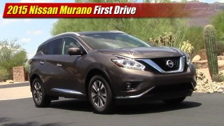 First Drive: 2015 Nissan Murano