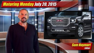 Motoring Monday: July 20, 2015