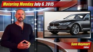 Motoring Monday: July 6, 2015