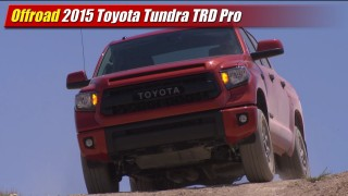 Offroad: 2015 Toyota Tundra TRD-Pro