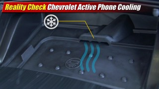 Reality Check: Chevrolet Active Phone Cooling