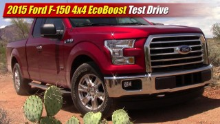 Test Drive: 2015 Ford F-150 EcoBoost 4×4