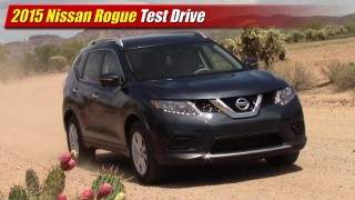 Test Drive: 2015 Nissan Rogue