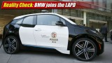 Reality Check: Los Angeles Police Department getting BMW