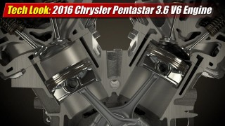 Tech Look: 2016 Chrysler Pentastar 3.6 V6