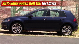 Test Drive: 2015 Volkswagen Golf TDI