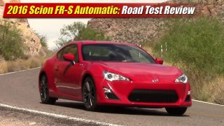 Test Drive Review: 2016 Scion FR-S