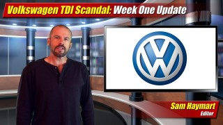 Volkswagen TDI Scandal: Week One Update