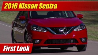 First Look: 2016 Nissan Sentra
