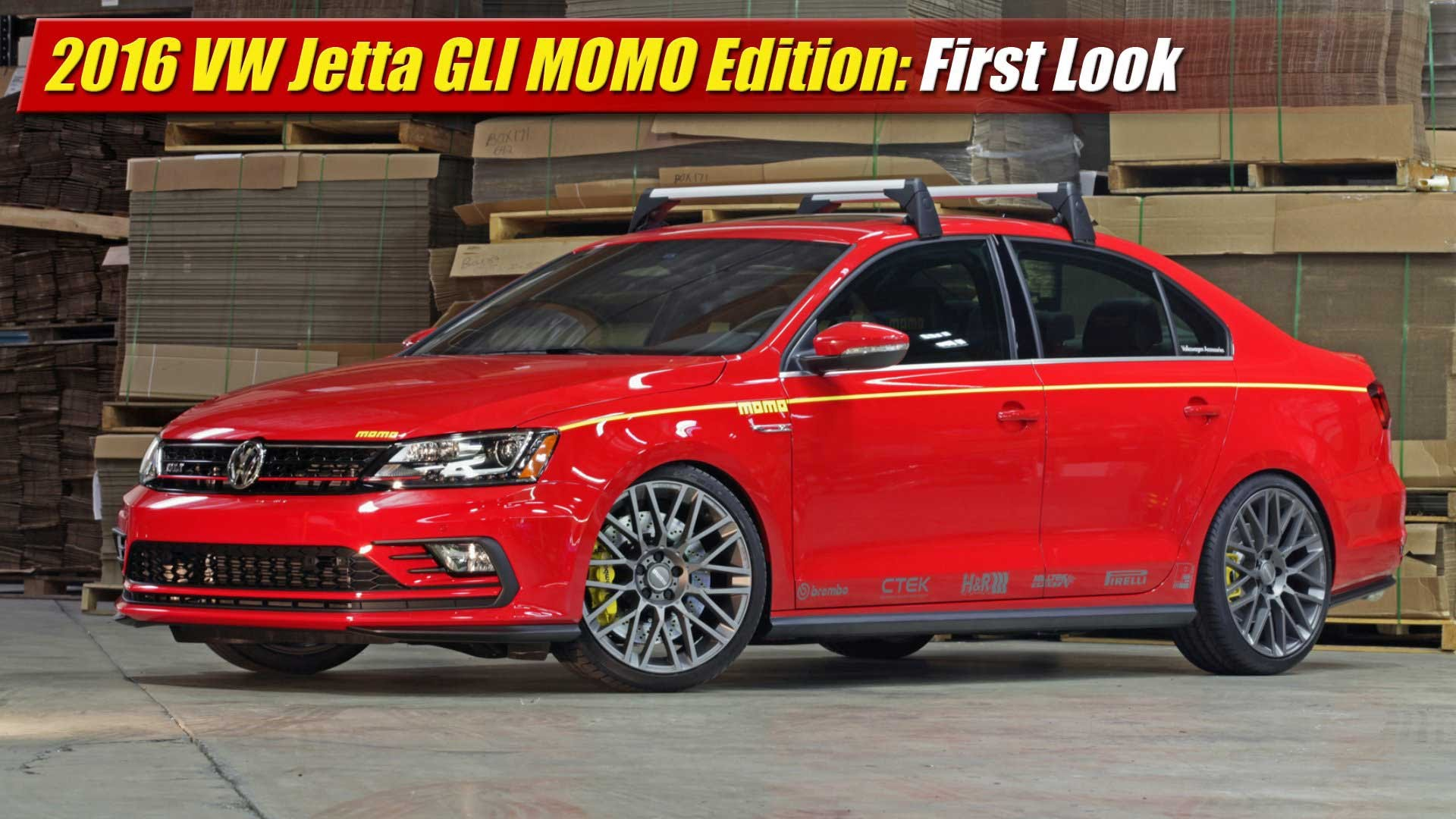 first look 2016 volkswagen jetta gli momo edition testdriven tv. Black Bedroom Furniture Sets. Home Design Ideas