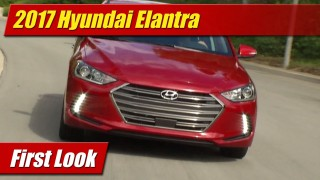 First Look: 2017 Hyundai Elantra