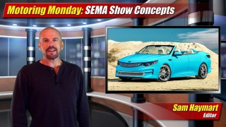 Motoring Monday: SEMA Show Concepts