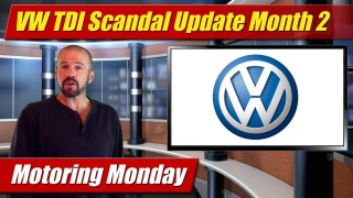 Motoring Monday: Volkswagen TDI Scandal Update