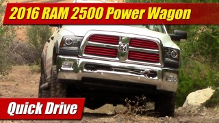 Quick Drive: 2016 RAM 2500 Power Wagon