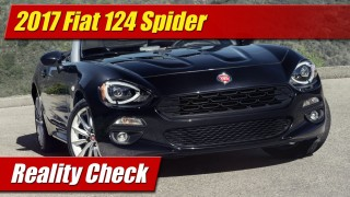 Reality Check: 2017 Fiat 124 Spider