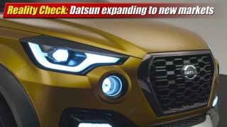 Reality Check: Datsun expanding to new markets