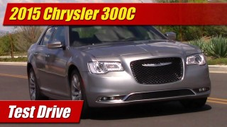 Test Drive: 2015 Chrysler 300C