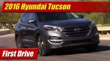 First Drive: 2016 Hyundai Tucson Limited AWD