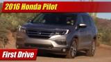 First Drive: 2016 Honda Pilot