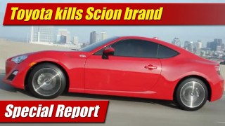 Special Report: Toyota kills Scion brand