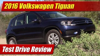 Test Drive Review: 2016 Volkswagen Tiguan