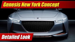 Detailed Look: Genesis New York Concept