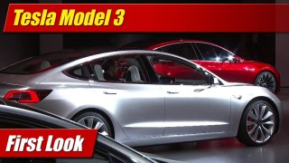 First Look: Tesla Model 3
